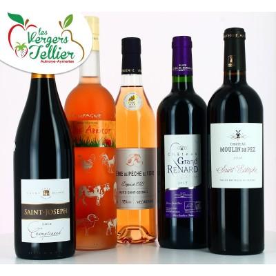 Vins / Apéritifs / Liqueurs