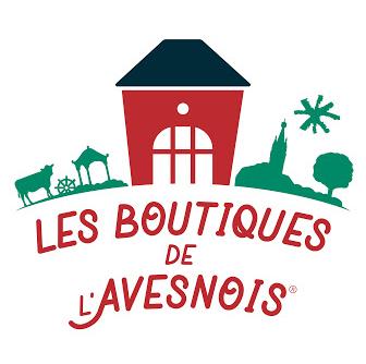 logo des boutiques de l'avesnois